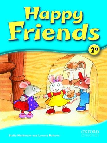 9780194300261: Happy friends. Class book. Per la Scuola elementare: 2