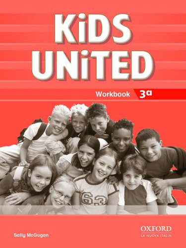 9780194301411: Kids united. Workbook. Per le Scuole elementari: 3