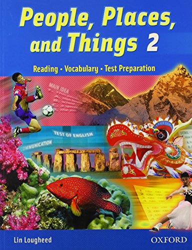 9780194302012: People, Places, and Things 2: Student Book