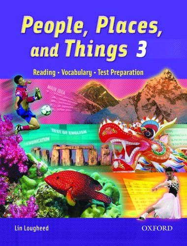 9780194302029: People, Places, and Things 3: Student Book