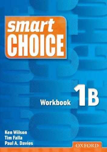 9780194302531: Smart Choice 1: Workbook B