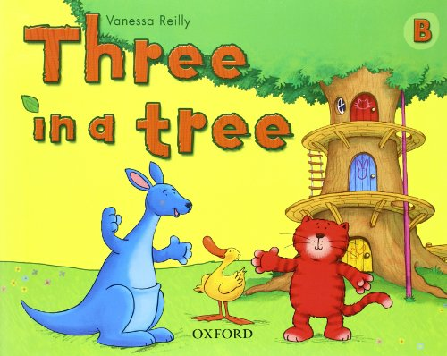 9780194302951: Three in a Tree B: Class Book Pack