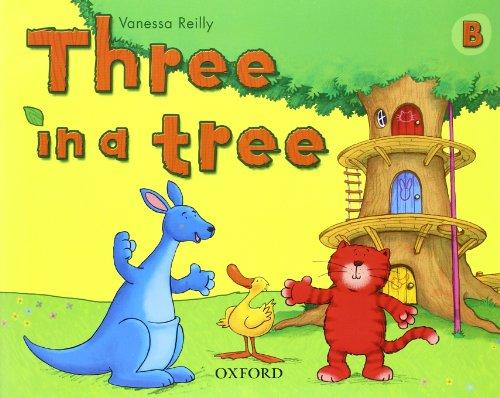 9780194302951: Three in a tree b class book pack