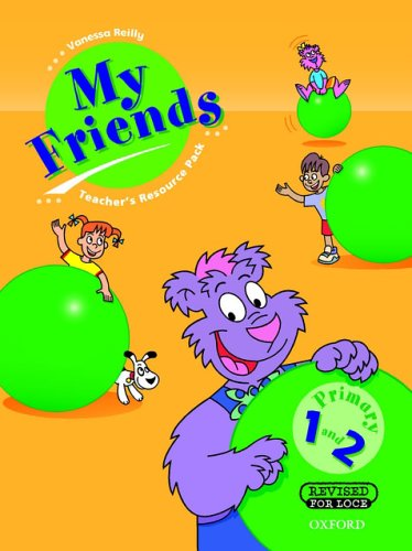 9780194303002: My Friends 1&2: Resource Pack New Edition