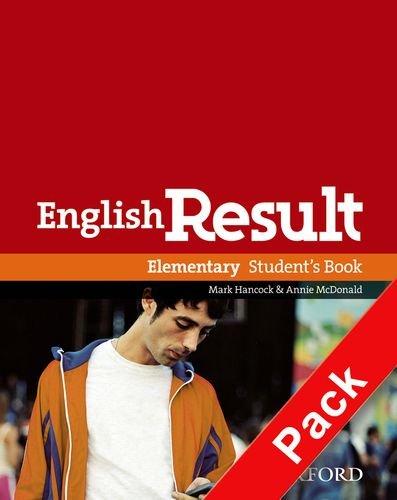 9780194303422: English result. Elementary. Student's book-Workbook. With key. Per le Scuole superiori. Con Multi-ROM