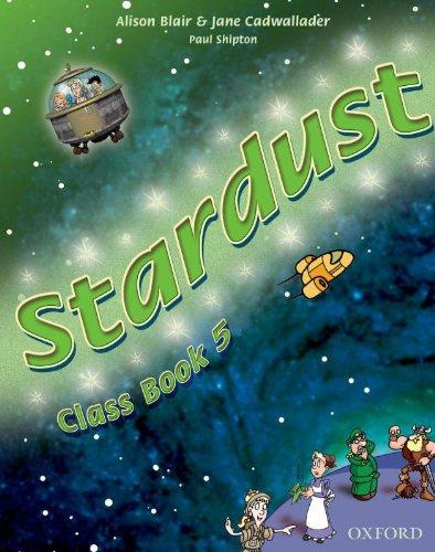9780194303545: Stardust. Class book. Per la 5ª classe elementare