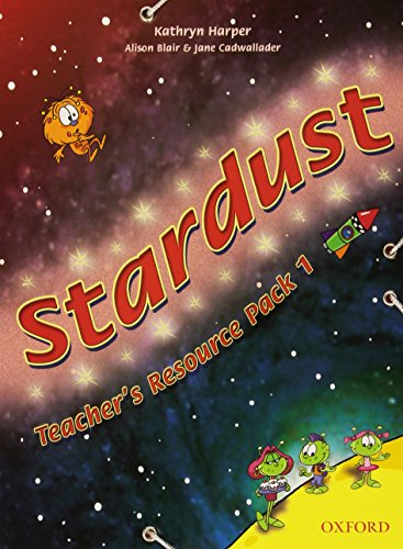 9780194303606: Stardust 1: Teacher's Resource Pack (Flashcards, Wordcards Book, Puppet, Posters, Photocopy Masters Book, Evaluation Book)