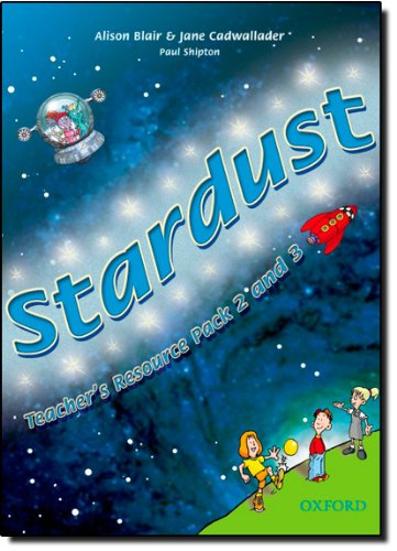 9780194303613: Stardust: 2 and 3: Teacher's Resource Pack