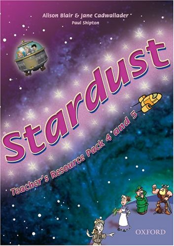 9780194303644: Stardust: 4 and 5: Teacher's Resource Pack