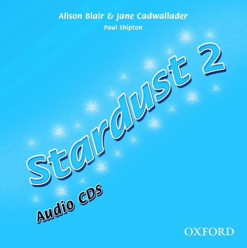 9780194303903: Stardust 2: Audio CD