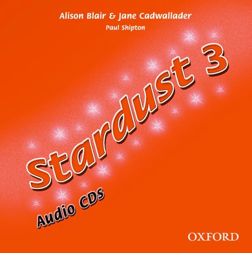 9780194303910: Stardust 3: Audio CD