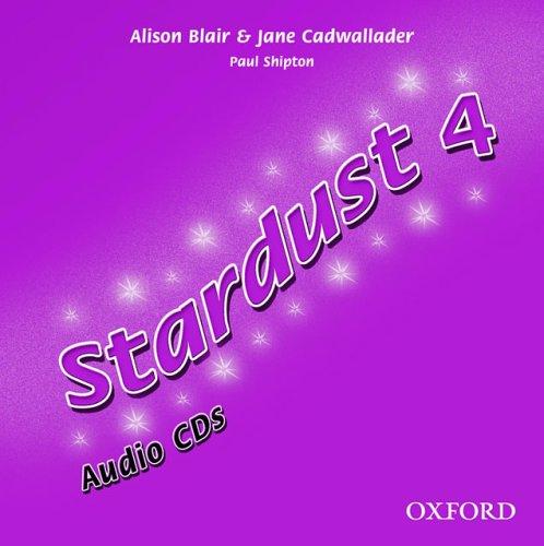 9780194303927: Stardust 4: Audio CD