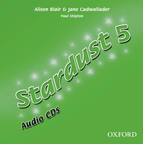 9780194303934: Stardust 5: Audio CD