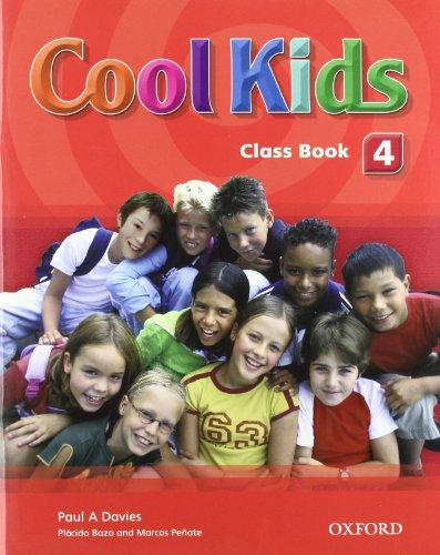 9780194304030: Cool kids 4 cb