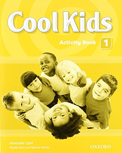 9780194304061: Cool Kids 1: Activity Book