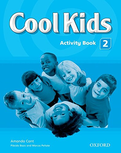 9780194304078: Cool Kids 2: Activity Book