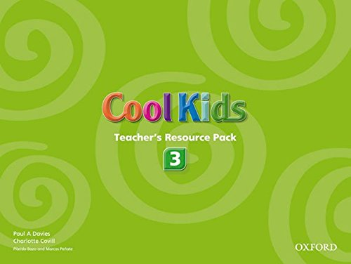 9780194304436: Cool Kids 3: Teacher's Resource Pack