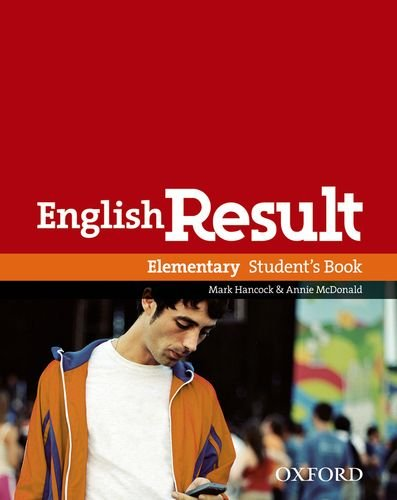 9780194304788: English result. Elementary. Student's pack. Student's book. Per le Scuole superiori