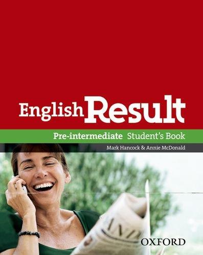 9780194304795: English Result Pre-intermediate: Student's Book