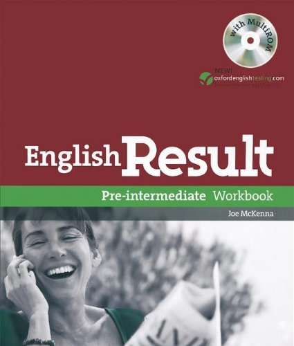 9780194304870: English Result Pre-intermediate: Workbook (+ CD-ROM)
