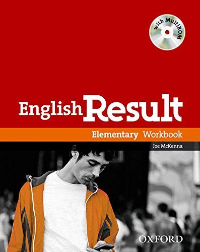 9780194304948: English Result Elementary: Workbook with MultiROM Pack: General English four-skills course for adults