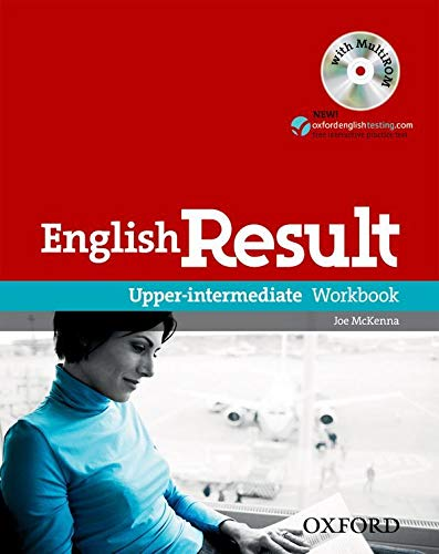 9780194304979: English Result: Upper-Intermediate: Workbook with MultiROM Pack: General English four-skills course for adults