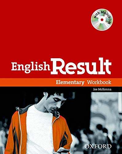 9780194304986: English result. Elementary. Workbook. With key. Per le Scuole superiori. Con Multi-ROM