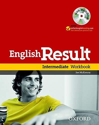 9780194305006: English Result: Intermediate: Workbook with Answer Booklet and MultiROM Pack: General English four-skills course for adults