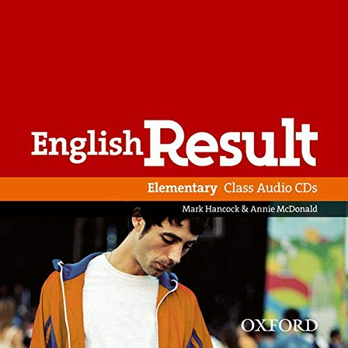 9780194305105: English Result Elementary: Class Audio CDs (2)