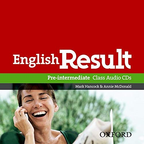 9780194305112: English Result Pre-Intermediate Class