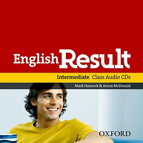 9780194305129: English Result Intermediate: Class Audio CDs (2)