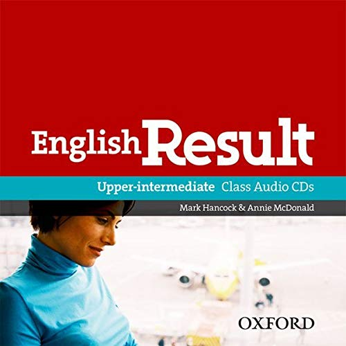 9780194305136: English Result Upper-Intermediate: Class Audio CDs (2)