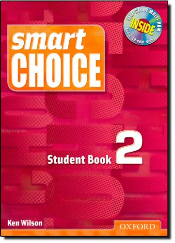Smart Choice 2 Student Book: with Multi-ROM: Wilson, Ken