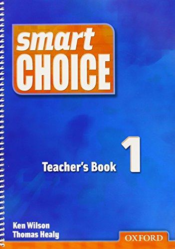 9780194306027: Smart Choice 1 Teacher's Book