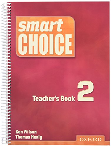 9780194306034: Smart Choice 2 Teacher's Book: with CD-Rom Pack