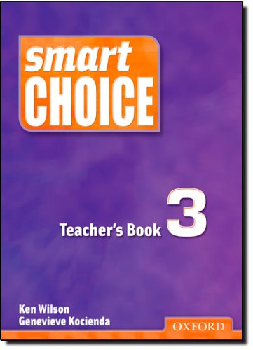 9780194306041: Smart Choice 3 Teacher's Book: with CD-ROM pack