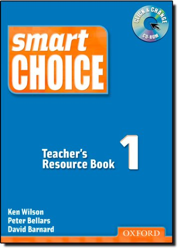 9780194306171: Smart Choice 1: Teacher's Resource Book with CD-ROM Pack