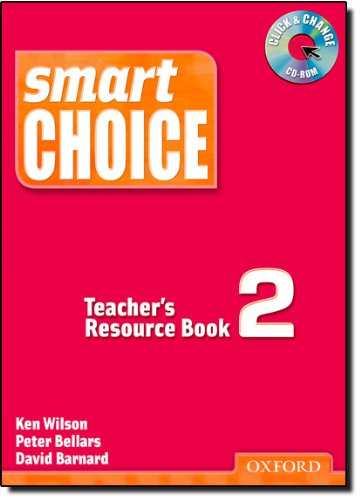 9780194306188: Smart Choice 2 Teacher's Resource Book: with CD-ROM pack