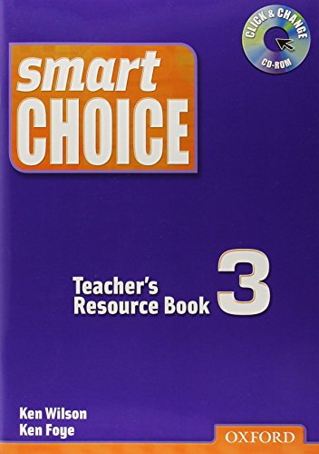 9780194306195: Smart Choice 3 Teacher's Resource Book: with CD-ROM pack