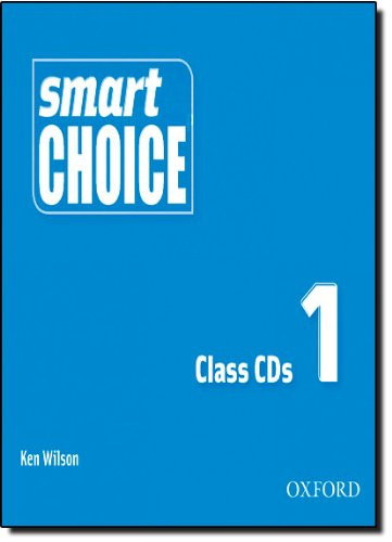 9780194306270: Smart Choice 1: Class Audio CDs (2)