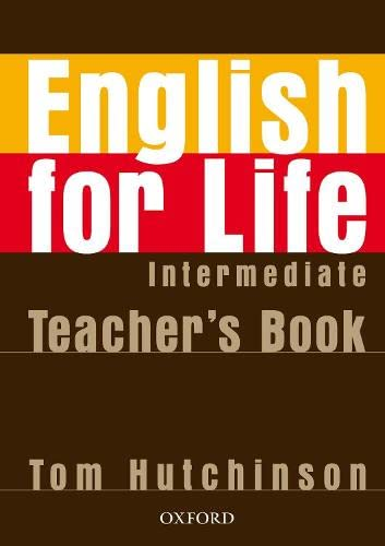 9780194306348: English for Life: Intermediate: Teacher's Book Pack: General English four-skills course for adults
