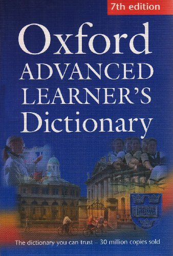 9780194306430: Oxford Advanced Learner's Dictionary Seventh Edition and Really Learn Phrasal Verbs Pack: Paperback with CD-ROM