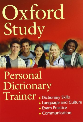 9780194306485: Dizionario Oxford Study per studenti d'inglese. Con CD-ROM