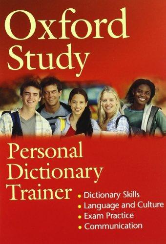 9780194306485: Dizionario Oxford Study 2007: Pack (English and Italian Edition)