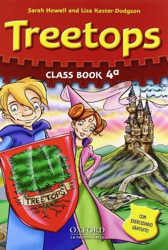 9780194306928: Treetops. Class book. Con espansione online. Per la 4ª classe elementae