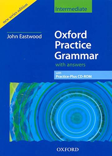 9780194309134: Oxford Practice Grammar: Intermediate: with Grammar Practice-Plus CD-ROM (Oxford Practice Grammar Series)