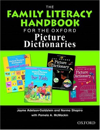 The Family Literacy Handbook for the Oxford: Adelson-Goldstein, Jayme, Shapiro,