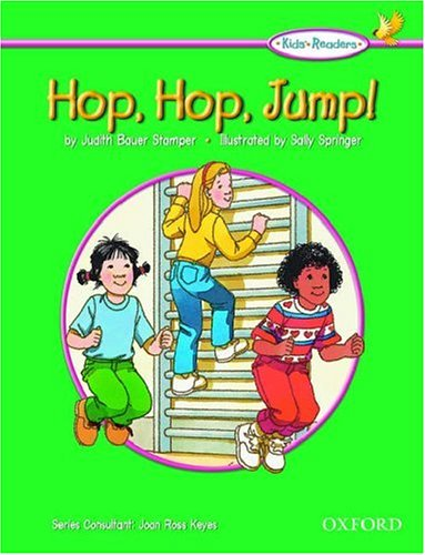 9780194309325: The Oxford Picture Dictionary for Kids: Kids Reader Hop, Hop, Jump!
