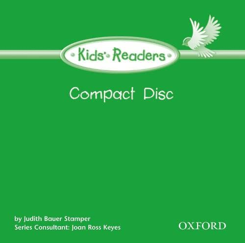 9780194309363: The Oxford Picture Dictionary for Kids Kids Readers: Kids Readers Audio CD