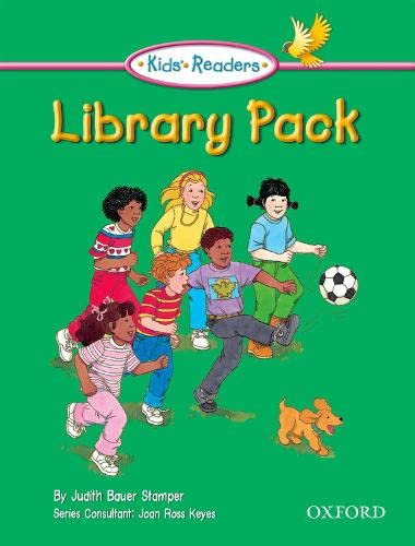9780194309394: The Oxford Picture Dictionary for Kids Kids Readers: Kids Readers Library Pack (pack of 10 readers)